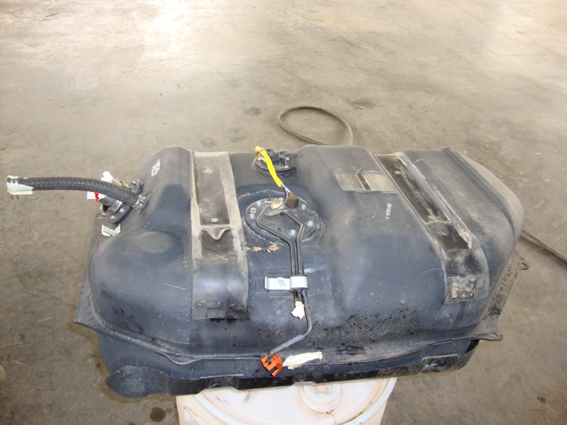 180l Replacement Fuel Tank The Long Ranger