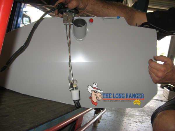 Fuel Tank & Sender Unit