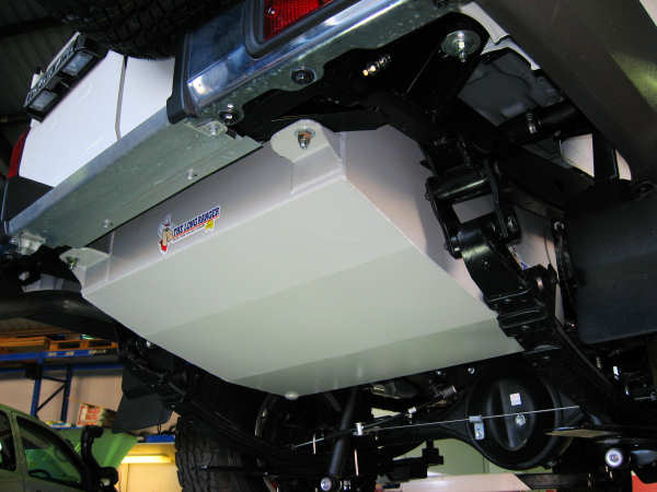 Fuel Tank - TR58WFI 166lt version