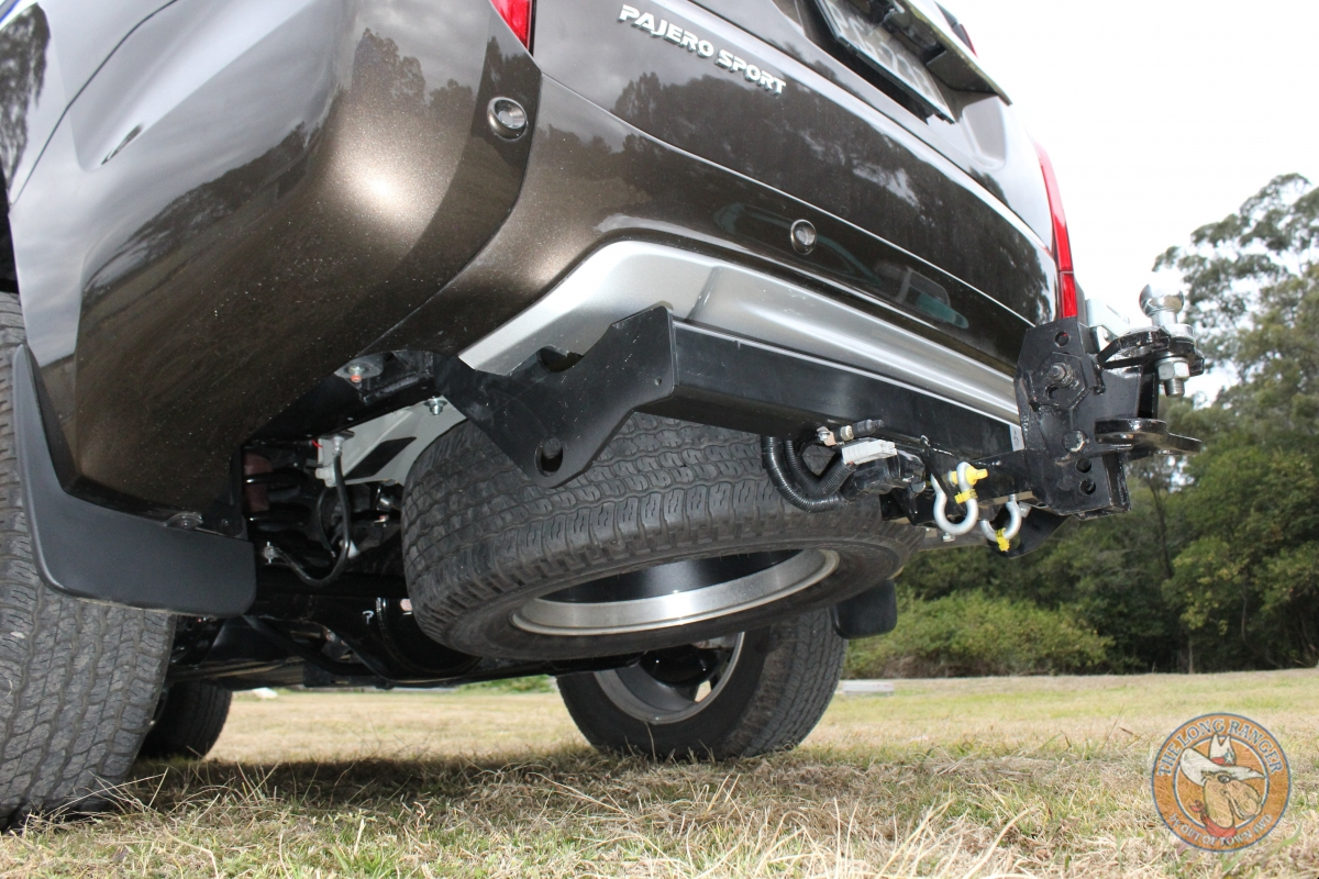 The TA79S for the Pajero Sport