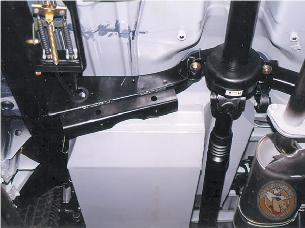 Front Mounting