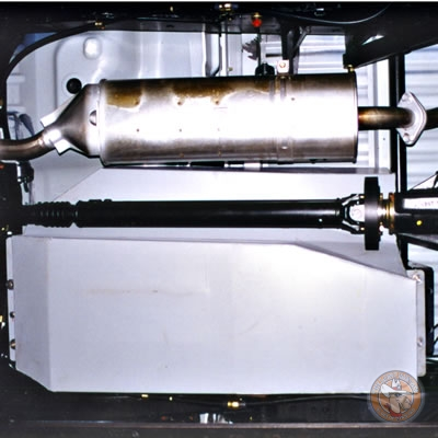 TR53R Underneath View