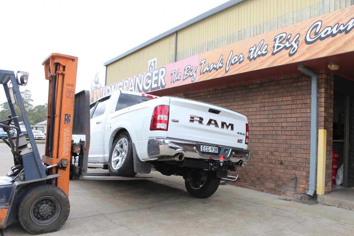 Ram 1500 - The Long Ranger