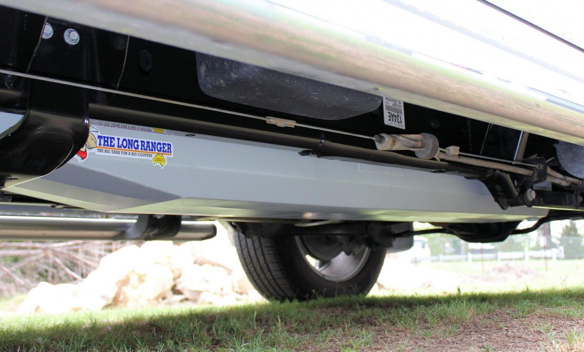 Ramp Over Angle For TR82