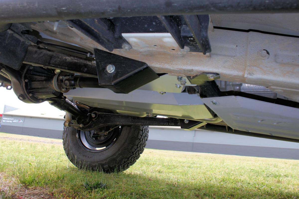 Side View of Jimny Tank