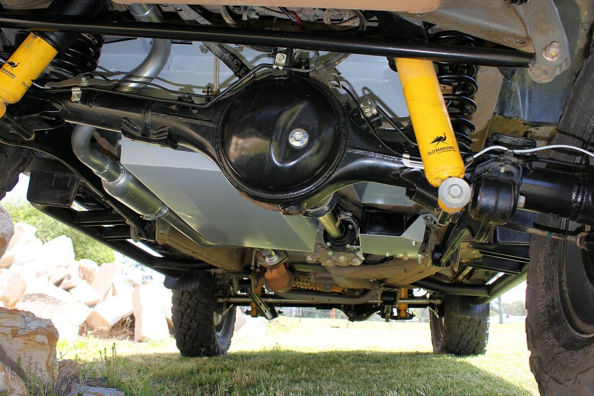 TR87 Jimny Long Ranger Fuel Tank