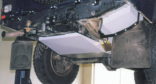 land_rover_defender_ta55_long_ranger_fuel_tank_rear_view Outside Fuse Box Cover on