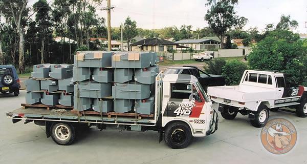 TR27 Export Order