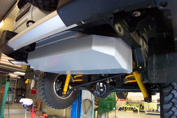 145l Replacement Fuel Tank The Long Ranger